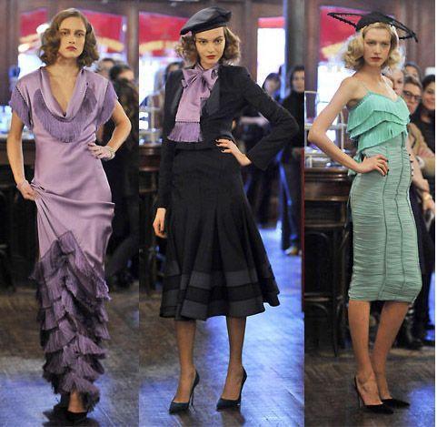 Винтажный стиль одежды: оригинальность и безупречность.